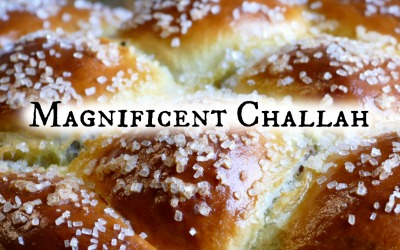 Magnificent Challah